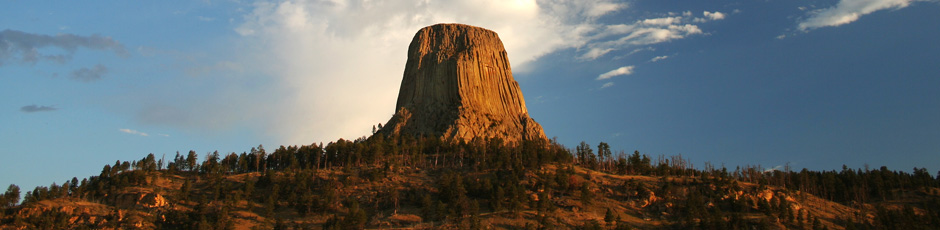 black hills, Mato Tipila, devil's tower, bighorn